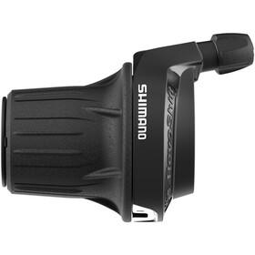 Shimano SL-RV200 Drehgriffschalter Links 3-fach Schelle mit Display